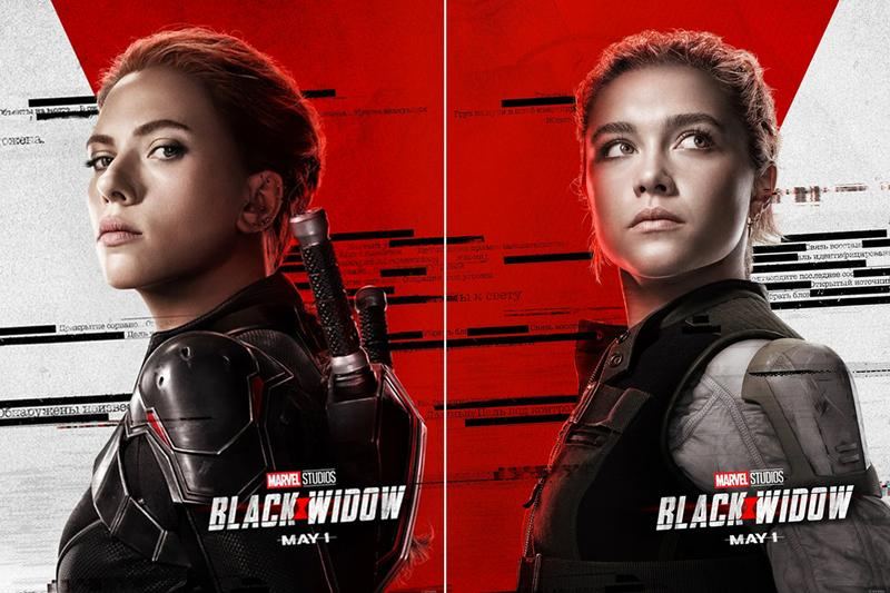 Marvel Studios 正式釋出《Black Widow》全新官方角色海報