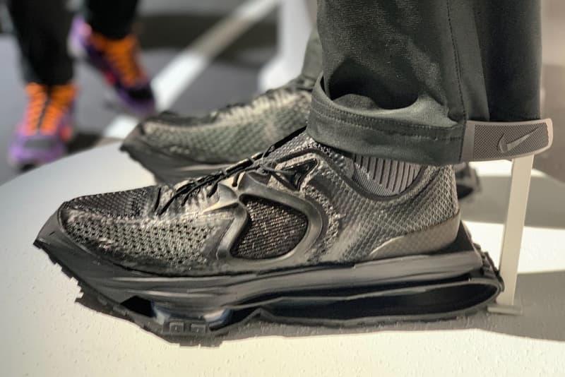 Matthew M Williams 揭露最新聯名鞋款 Nike Zoom MMW 4 更多細節