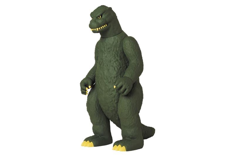 Medicom Toy 大尺寸支線 JAC 推出 60 厘米巨型 Godzilla 軟膠公仔