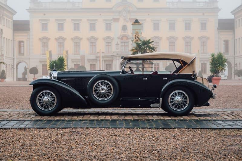 無上逸品 − 1929 年 Mercedes-Benz 710 SS 即將展開拍賣