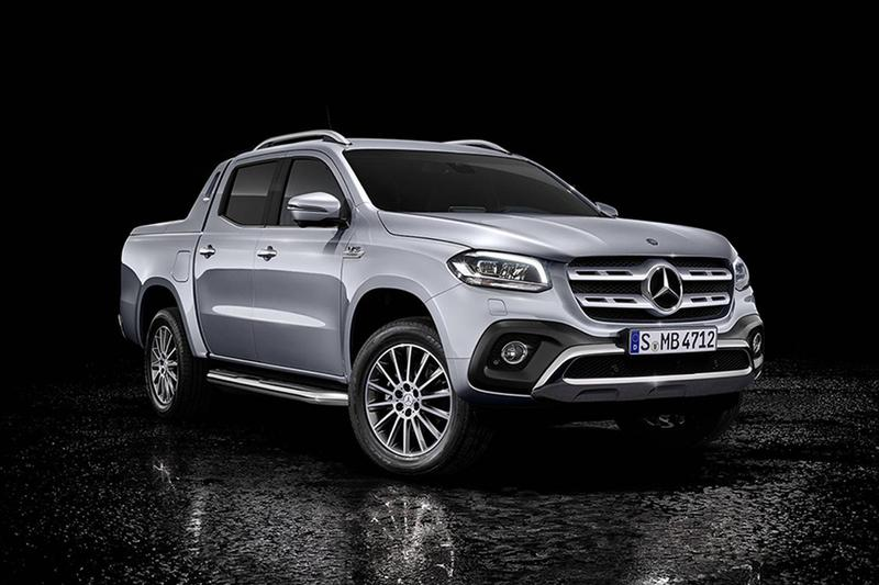 三年壽命 − Mercedes-Benz 宣佈旗下 X-Class 即將停產
