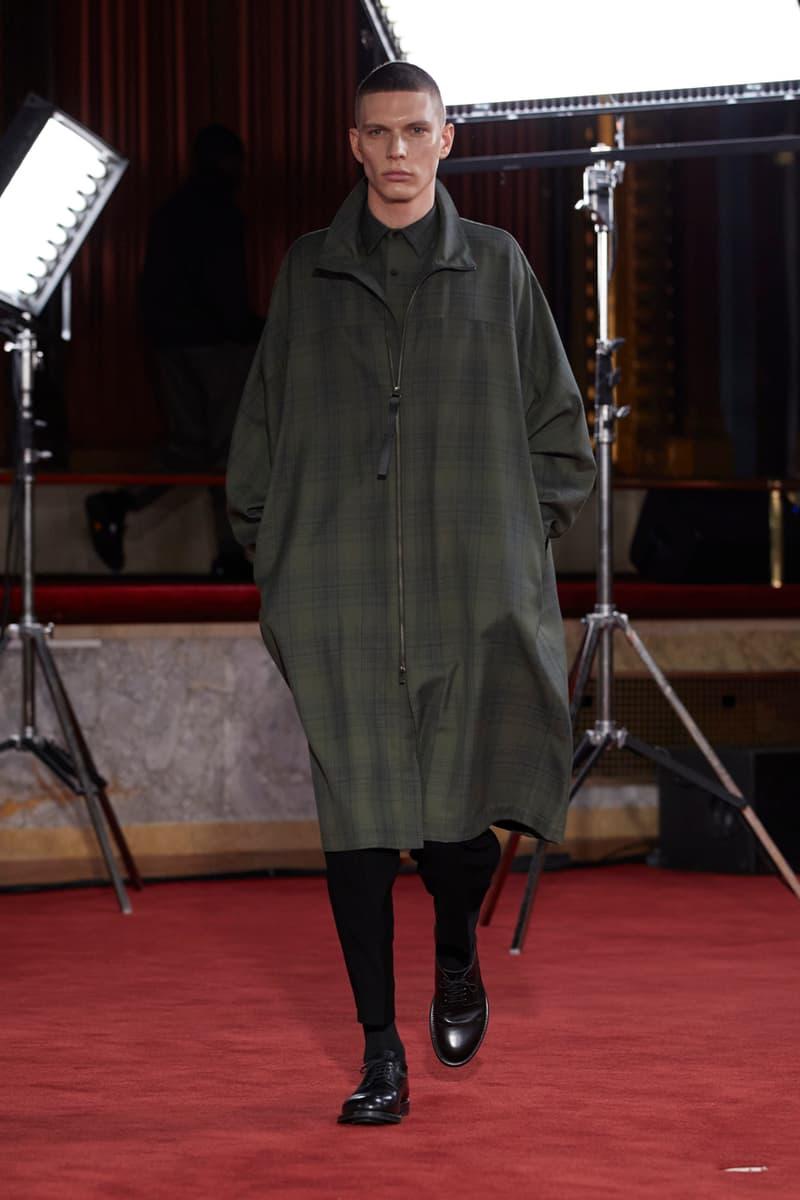紐約時裝周 - N. HOOLYWOOD 2020 秋冬系列時裝大秀