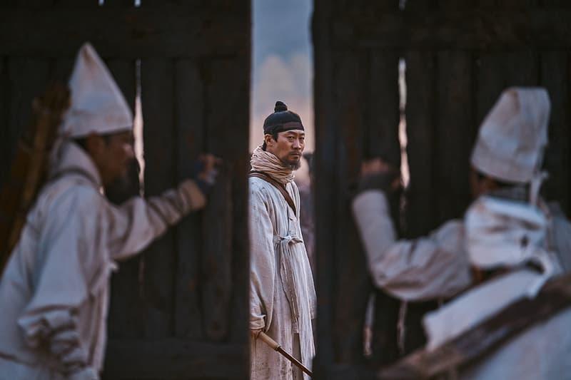 Netflix 人氣韓國殭屍史劇《李屍朝鮮》第二季最新劇照率先曝光