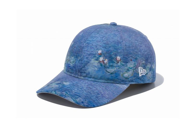 New Era Japan 推出藝術家名畫作品帽款系列