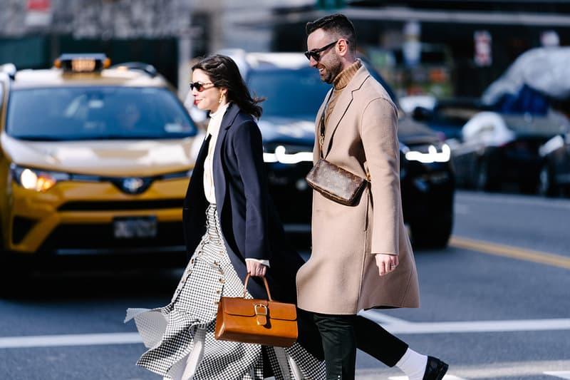Street Style:2020 秋冬紐約時裝周街拍特輯