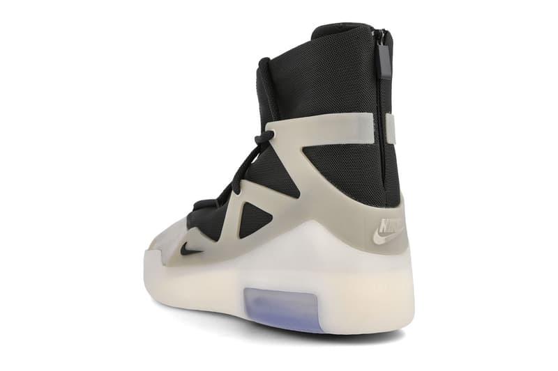 Nike Air Fear of God 1 全新配色「String」發售日期、高清圖輯曝光