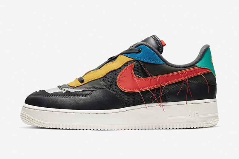 Nike Air Force 1 全新配色「Black History Month」發佈