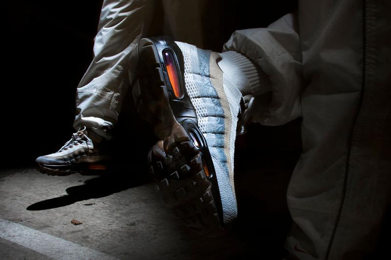 致敬倫敦街頭文化-Nike 推出全新「110」Air Max 95