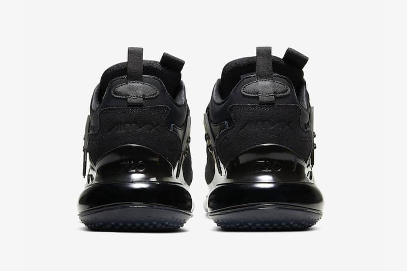 Nike x Odell Beckham Jr. 最新聯乘 Air Max 720 Slip OBJ「Black」發佈