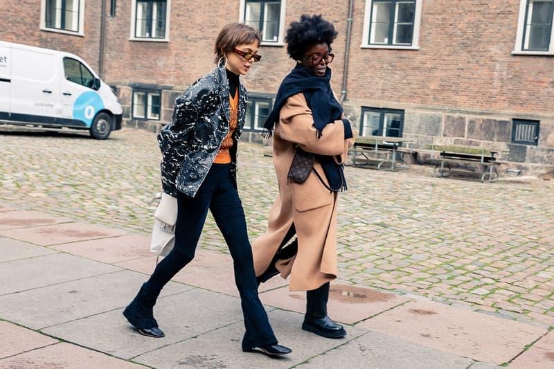 Street Style: 2020 秋冬哥本哈根時裝周街拍特輯