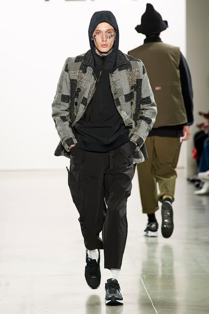 紐約時裝周 − oqLiq 2020 秋冬系列時裝大秀