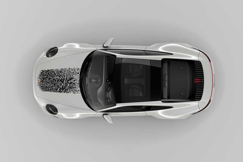 Porsche 推出「個人指紋」車漆塗裝定製服務