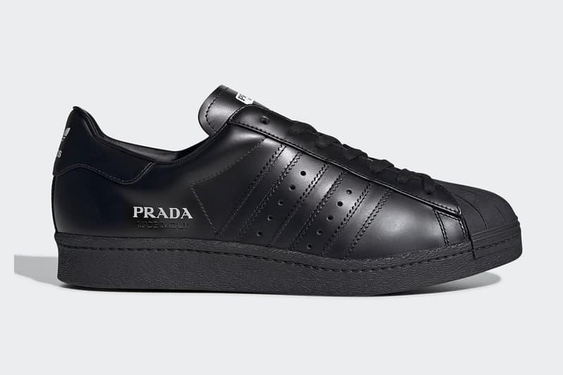 PRADA for adidas 全新配色聯乘 Superstar 鞋款曝光