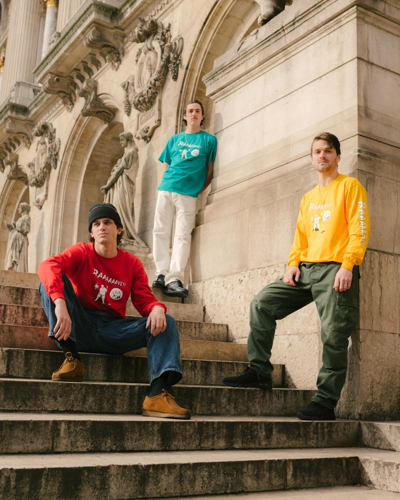 RAVE Skateboards 2020 春季系列 Lookbook 正式發佈