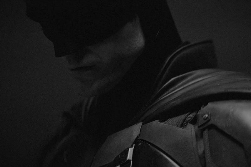 Robert Pattinson 新版 Batman 全身造型完整曝光