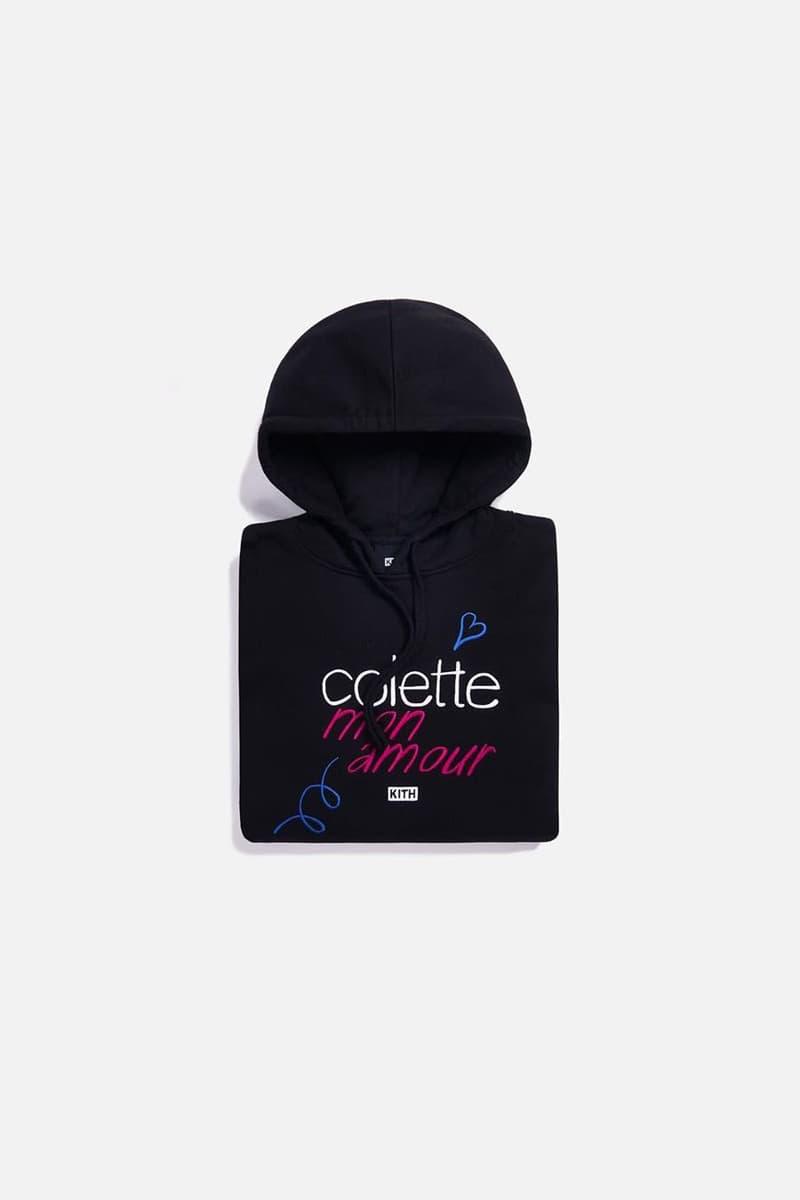 colette x KITH 聯手推出紀錄片《colette, mon amour》紀念連帽衛衣