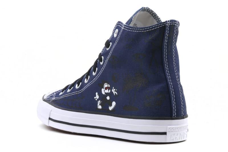 創作加持-Sean Pablo x Converse 推出全新聯乘 CONS CTAS Pro 鞋款