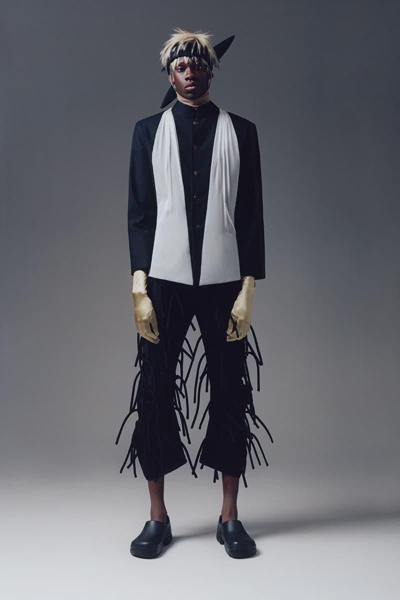 STRONGTHE 2020 秋冬系列 Lookbook 正式發佈                                                                                                                                                                                        以多彩繩結為設計亮點。                                                                                                                                                                                                                          編輯 : Michael Chu