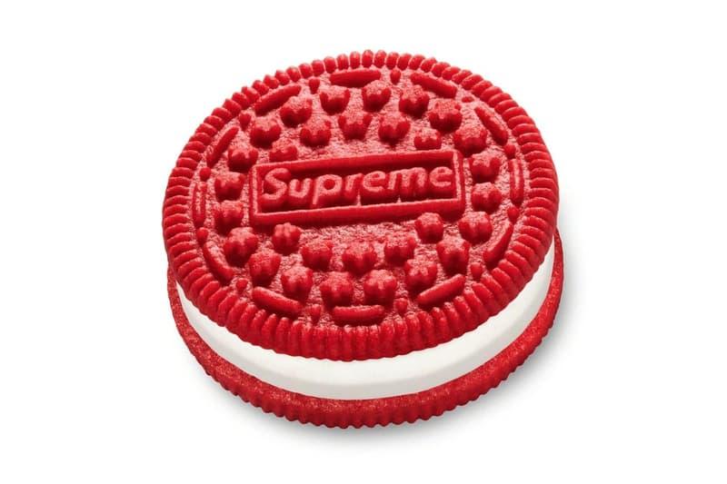 吃,還不吃?Supreme x Oreo 話題聯名餅乾實體、包裝率先曝光