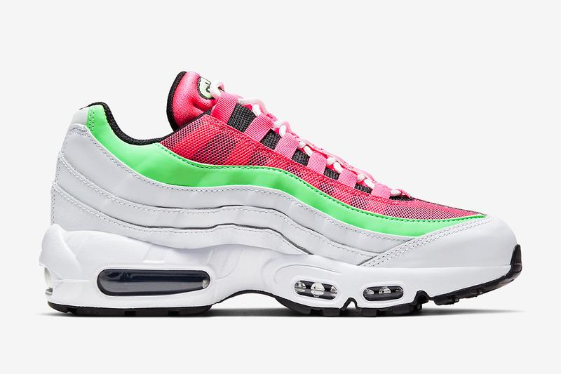 水果穿上腳!Nike Air Max 95「Watermelon」配色登場