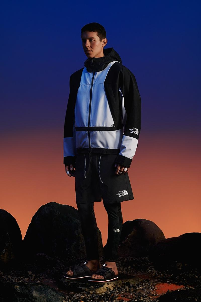 The North Face Black Series 最新春夏系列 Lookbook 正式發佈