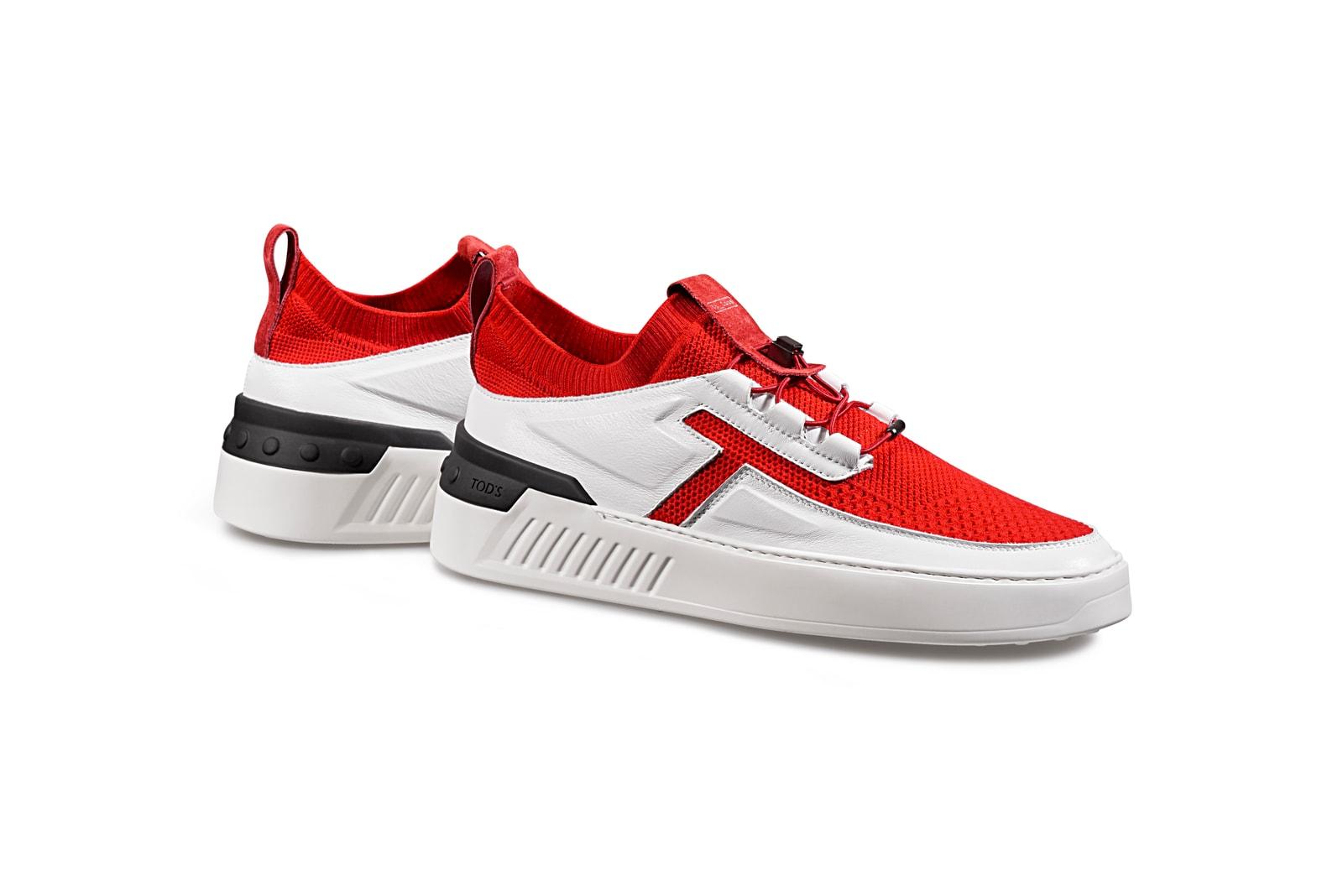 混合鞋履概念-TOD'S 全新 No_Code X 鞋款系列