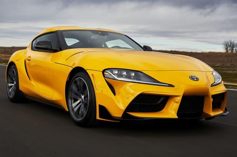 升級再進化 − Toyota 正式發佈 Supra 2.0 四缸渦輪全新車型