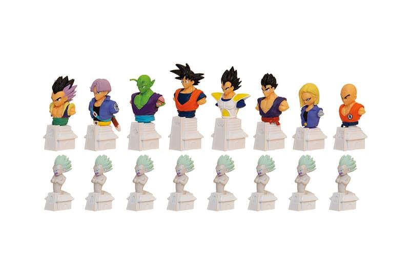 美國桌遊品牌 USAopoly 推出全新《Dragon Ball Z》國際象棋