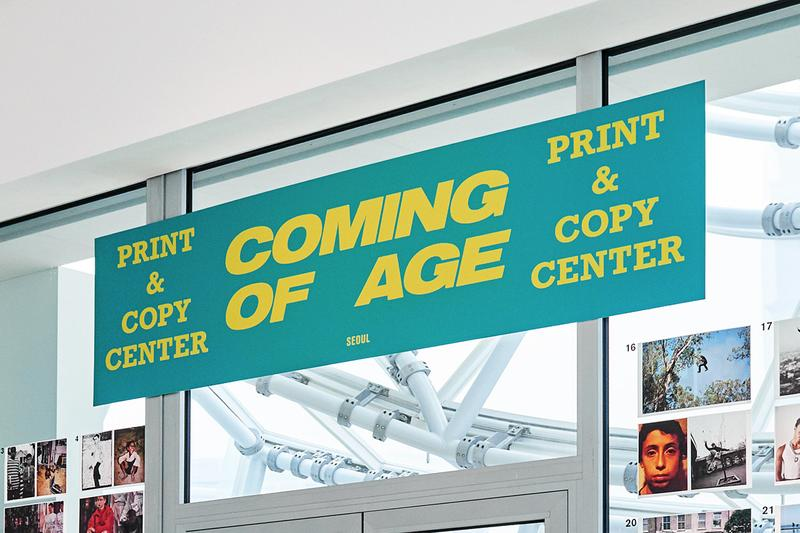 走進 Virgil Abloh《COMING OF AGE》聯合藝術攝影展