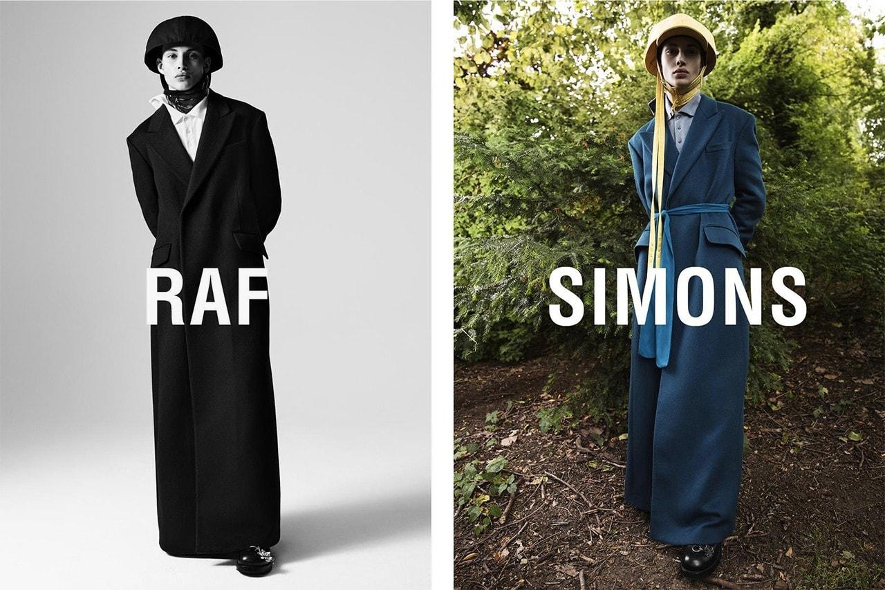 為何所有人都在期待 Prada 新任命下的 Raf Simons?