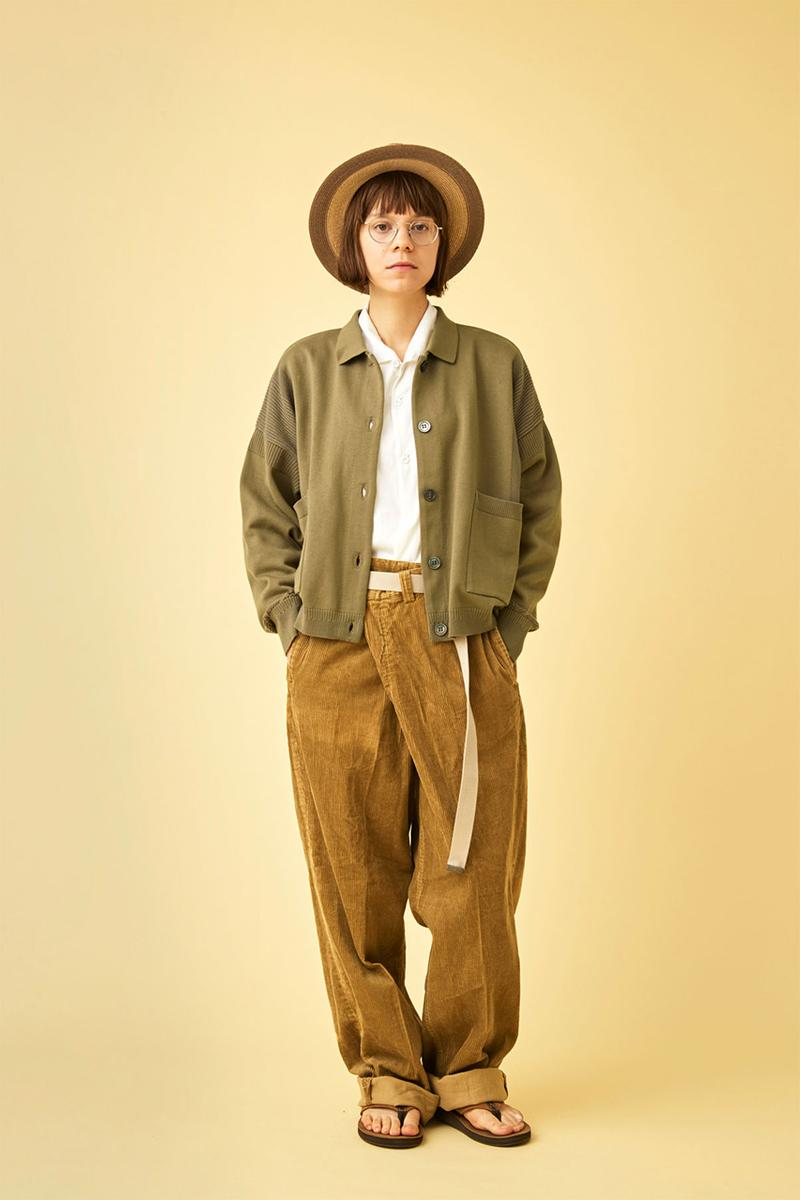 Yashiki 2020 春夏系列 Lookbook 正式發佈