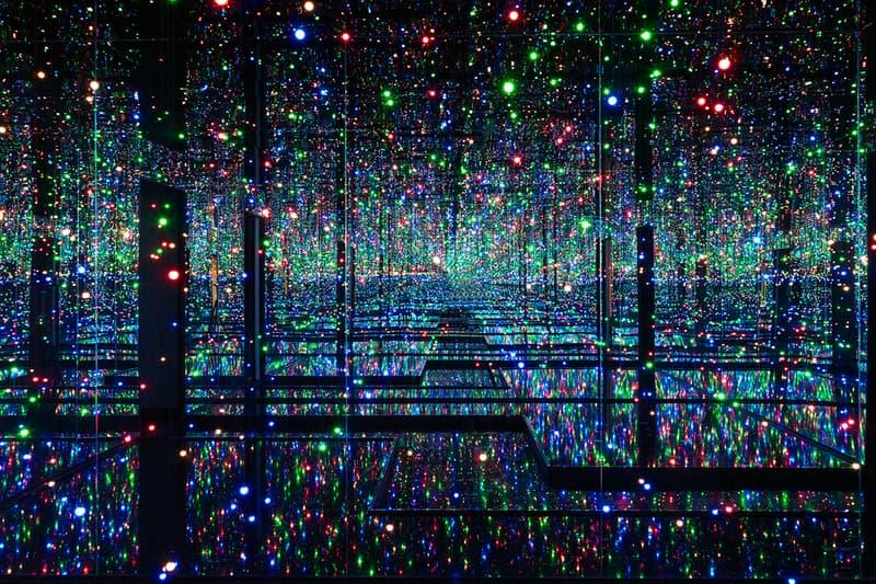 Tate Modern 再次攜手草間彌生打造兩間《Infinity Rooms》別注藝術空間