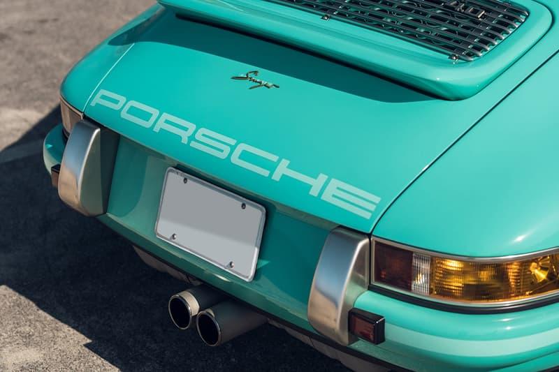Porsche 911「Malibu」將以約 $88 萬美金發售,回顧改裝大廠 Singer 過往經典之作