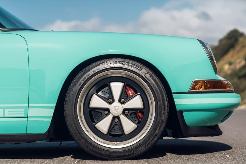 1991 年 Porsche 911「Malibu」別注定製配色正式於 RM Sotheby's 出售