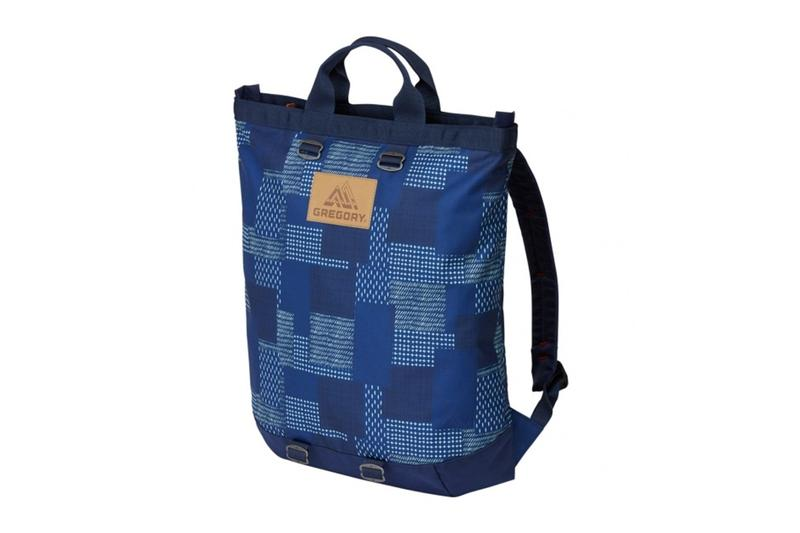 GREGORY 推出日本古法技藝「刺し子」主題包袋系列