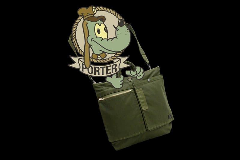 PORTER 推出軍規級別「Flying Ace」包袋系列