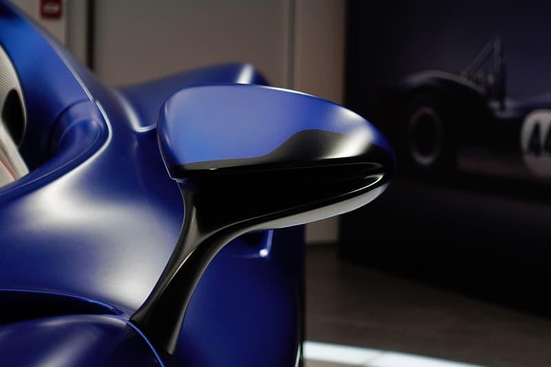HYPEBEAST 近賞 McLaren 最新開放式座艙超跑「Elva」