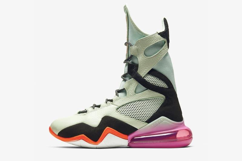 Nike 超高筒鞋款 Air Max Box 全新配色
