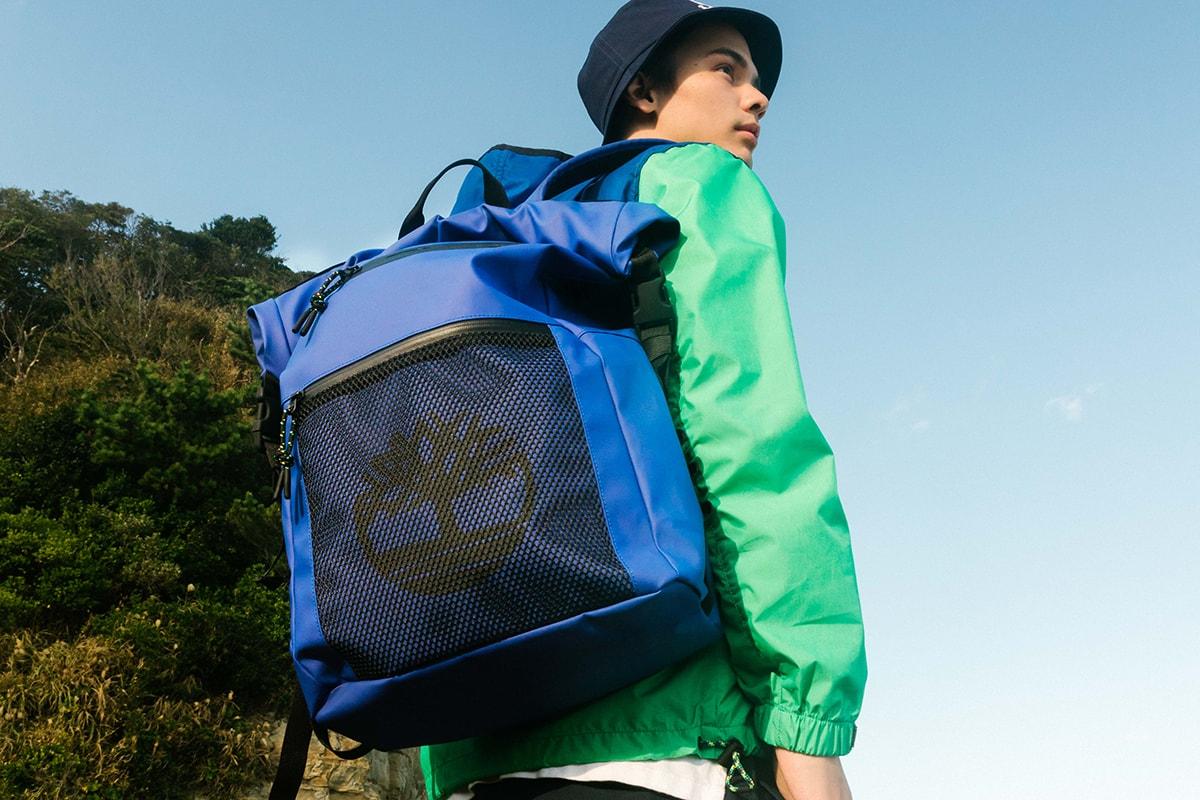 時尚戶外裝備-Timberland 全新 2020 年春夏系列