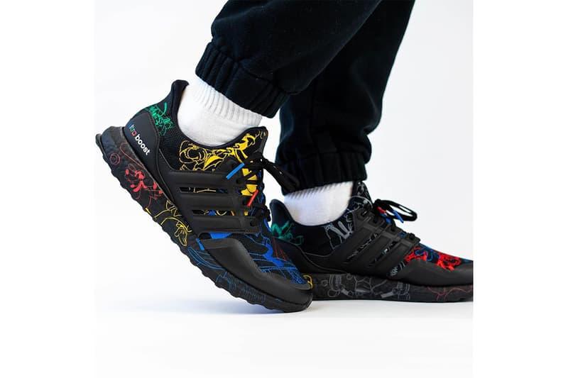 率先預覽 adidas UltraBOOST x Disney World 最新聯乘鞋款實著圖輯