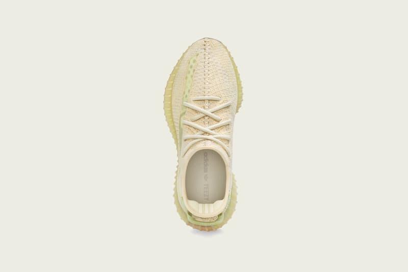 adidas YEEZY BOOST 350 V2 地區限定配色「Flax」香港區發售情報