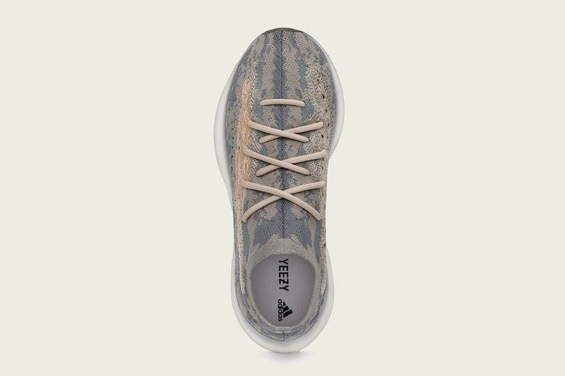 adidas YEEZY BOOST 380 全新配色「Mist」官方圖輯率先曝光