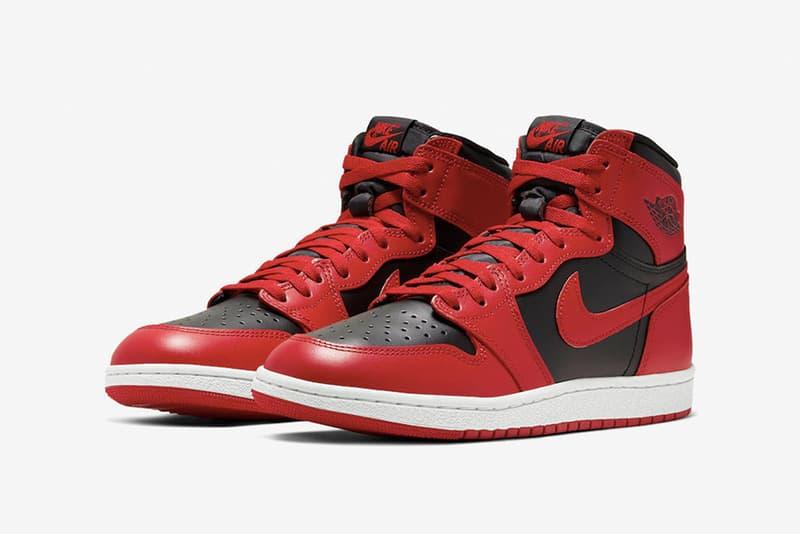Air Jordan 1 Hi '85「Varsity Red」鞋款香港區抽籤情報公開