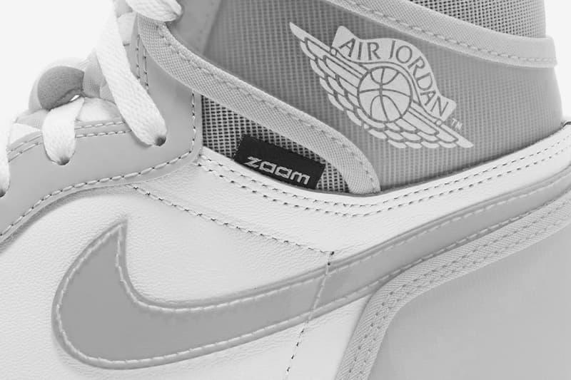 率先預覽 Air Jordan 1 High Zoom「Black/Green」全新配色鞋款