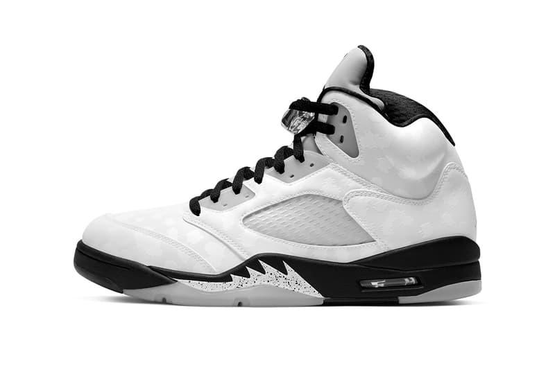 率先預覽 Air Jordan 5 全新配色「Alternate Grape」
