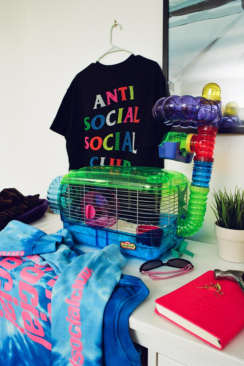 Anti Social Social Club 正式發佈 2020 春夏完整服裝系列