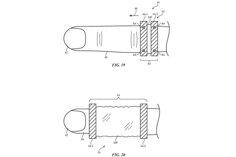 報導稱 Apple 全新專利「智能戒指」或將擁有可調整長短之功能