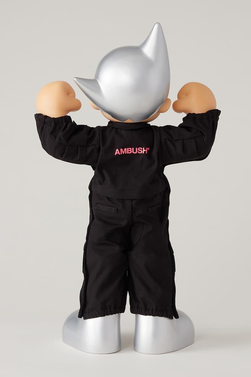 AMBUSH x BAIT 最新聯乘「ASTRO BOY AMBUSH」模型發佈