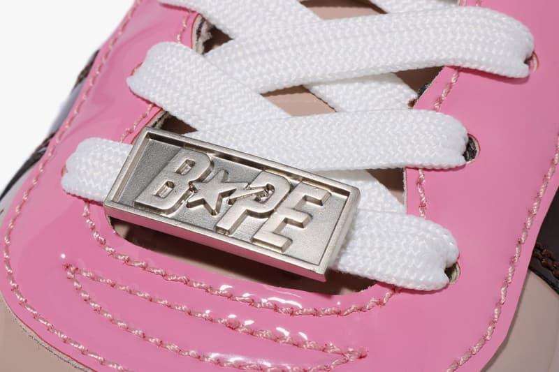 A BATHING APE® 即將釋出多雙經典 OG 配色 BAPESTA 鞋款