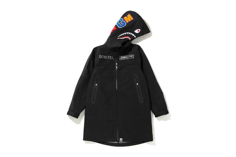 A BATHING APE® 2020 春夏最新 GORE-TEX 系列發佈